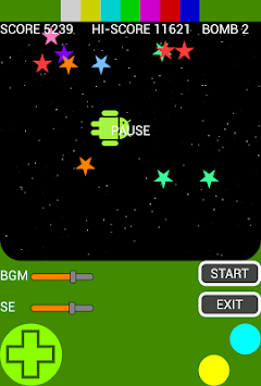 Droid Stars apk screenshot
