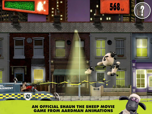 Shaun the Sheep - Shear Speed  screenshots 12