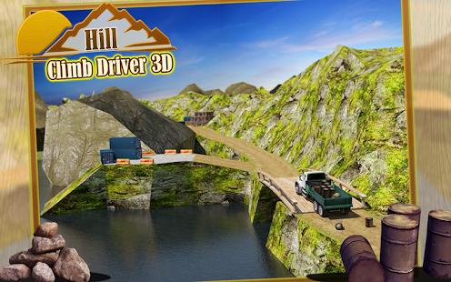 4x4 Hill Climb Driver 3D Free