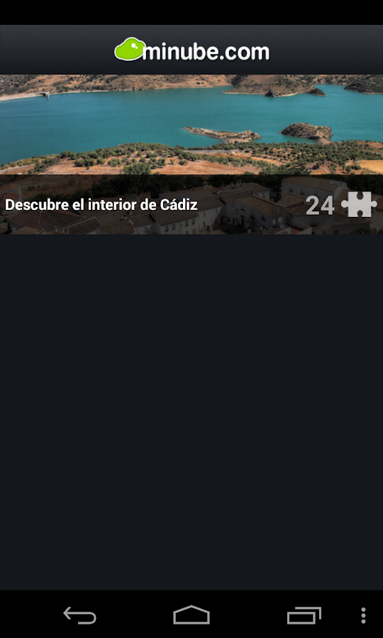 Provincia de Cádiz - screenshot