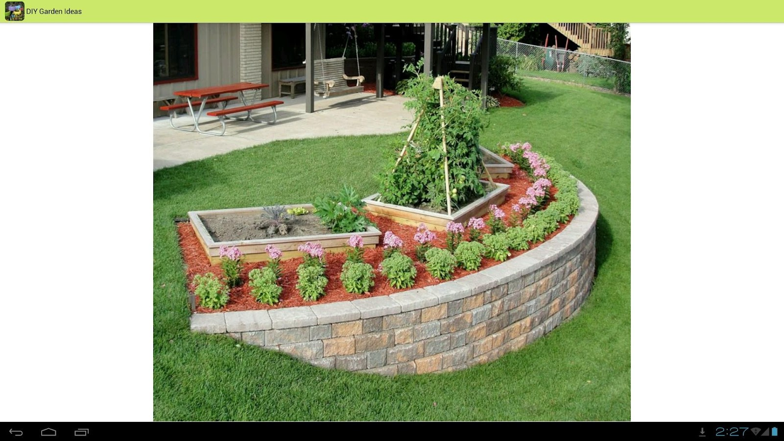 Garden Ideas Diy diy garden ideas - home design ideas - murphysblackbartplayers