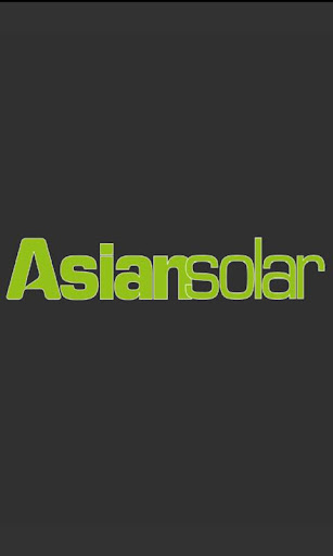 Asian Solar