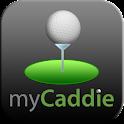 myCaddie – Golf GPS logo