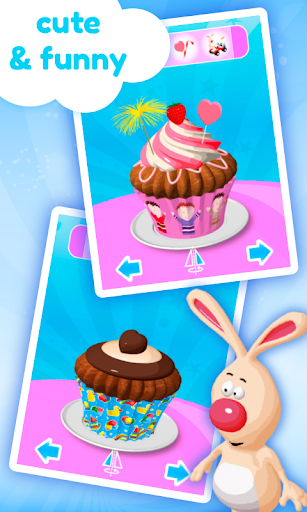 Cupcake Kids - Cooking Game  screenshots 3