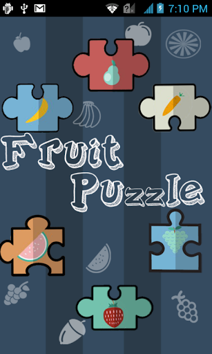 Fruits Jigsaw Puzzle