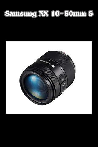 NX 16-50mm F2.0-2.8 Tutorial