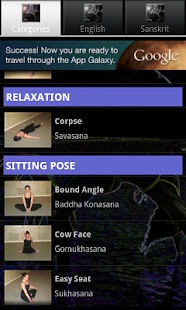 Yoga-pedia - screenshot thumbnail