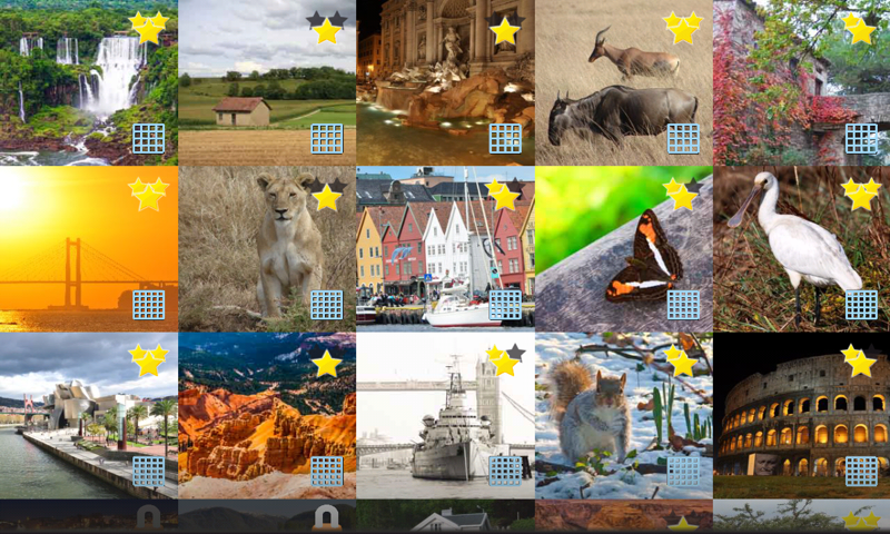 Photo Puzzles - screenshot