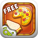 Pizza Sandwich Stand★ Fun Game icon