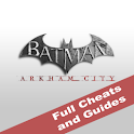 Batman Arkham City + logo