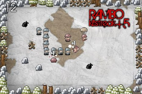 Mini Army - Free - screenshot thumbnail