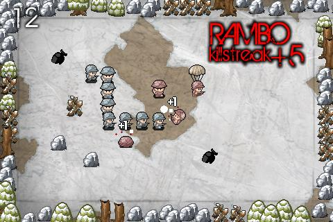 Mini Army - Free - screenshot