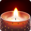 Candles homemade icon