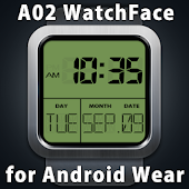 A02 WatchFace for Android Wear