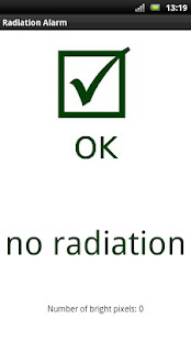 Radiation Alarm - screenshot thumbnail