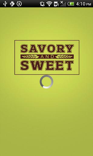Savory and Sweet Café