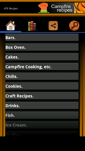 Campfire Recipes - Notes Vers.