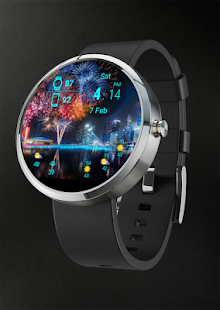 Mural Watchface Screenshot 2