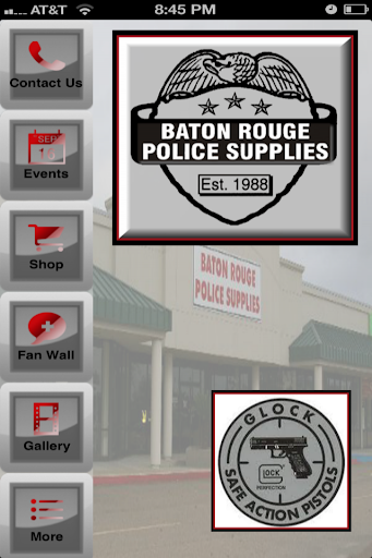 Baton Rouge Police Supplies