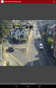 Traffic Wales Traffig Cymru- screenshot thumbnail