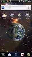 Screenshot of Map Pack Earth Live Wallpaper