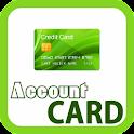 AccountCard (카드사용 문자내역 자동입력) logo
