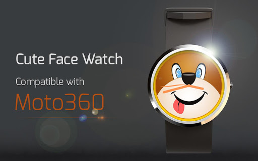 Cute Face Watch
