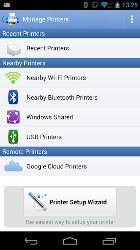 PrintHand Mobile Print screenshots 2