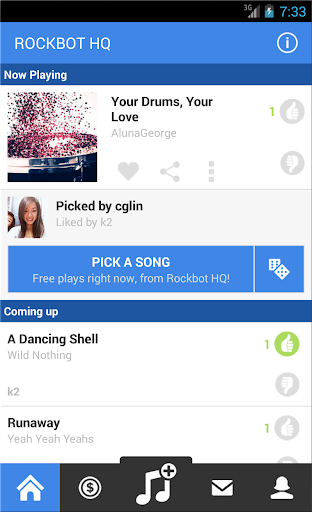 Rockbot - Social Jukebox App
