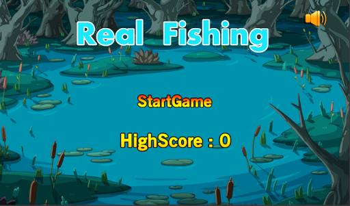 เกมส์ตกปลา คล้ายของจริง