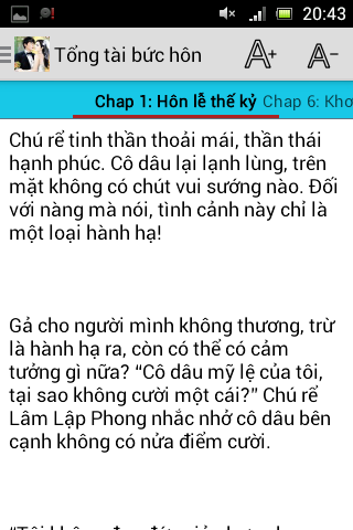Tong giam doc buc hon