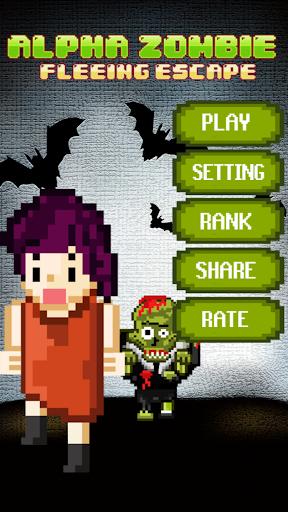 Zombie Fleeing Escape Pro