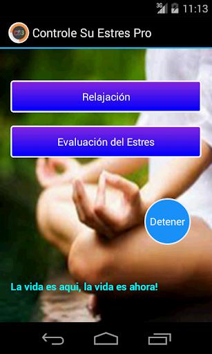 Control de Estres - Meditacion