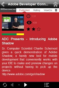 Adobepedia- screenshot thumbnail
