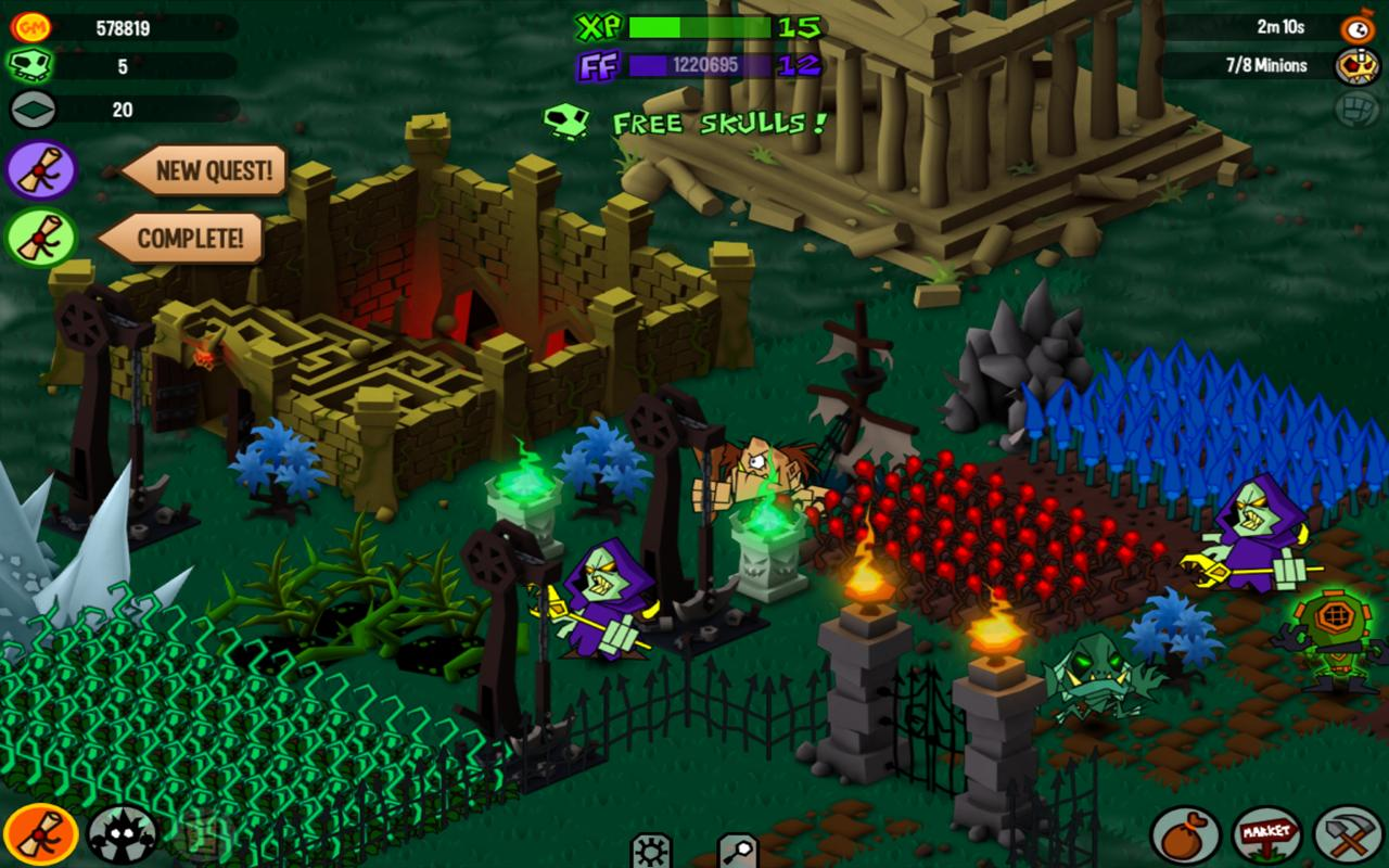 Grave Maker - screenshot