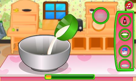Cooking strawberry short cake 2.0.8 screenshot 714293