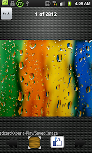HD Wallpapers for Xperia Play- screenshot thumbnail