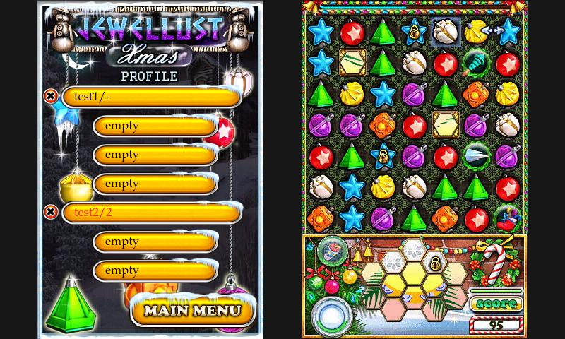 Jewellust Xmas- screenshot