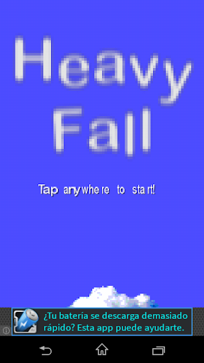 Heavy Fall