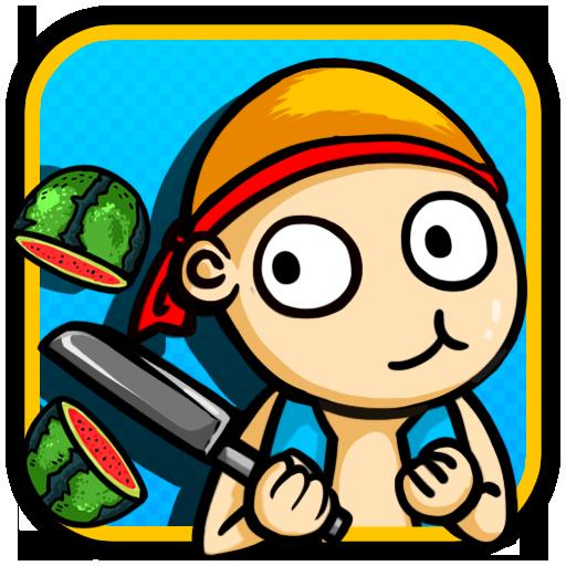 疯狂厨子之水果切切乐 休閒 App LOGO-APP試玩