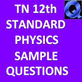 12th Physics Question Bank