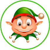 Christmas Talking Santa Elf