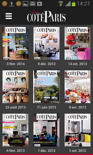 Côté Paris - magazine 1.0