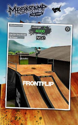 MegaRamp Skate & BMX FREE  screenshots 3
