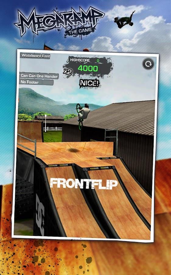 MegaRamp Skate & BMX FREE - screenshot
