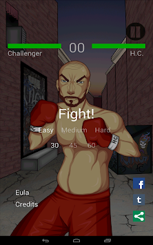 Fight With Me apk screenshot