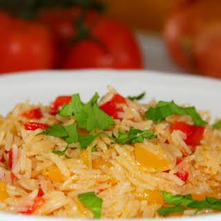 Nandos Portuguese Rice (Copycat Recipe).