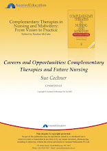 Careers and Opportunities: Complementary Therapies and Future Nursing