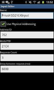 CANdroid OBD Dashboard - screenshot thumbnail