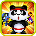 Flying Cute Ninja Animals Saga icon